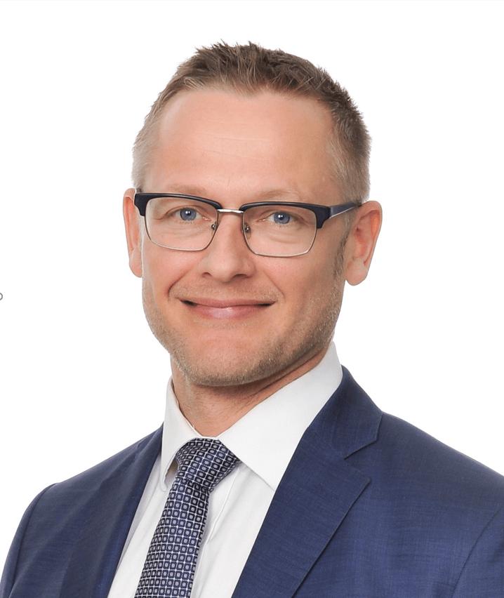 Portrait of Esko Lahtinen