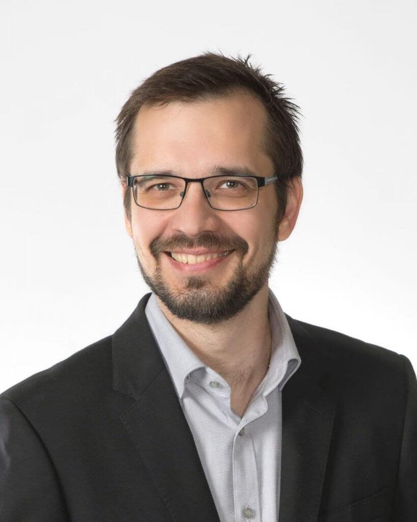 Portrait of Hannes Vainionpää
