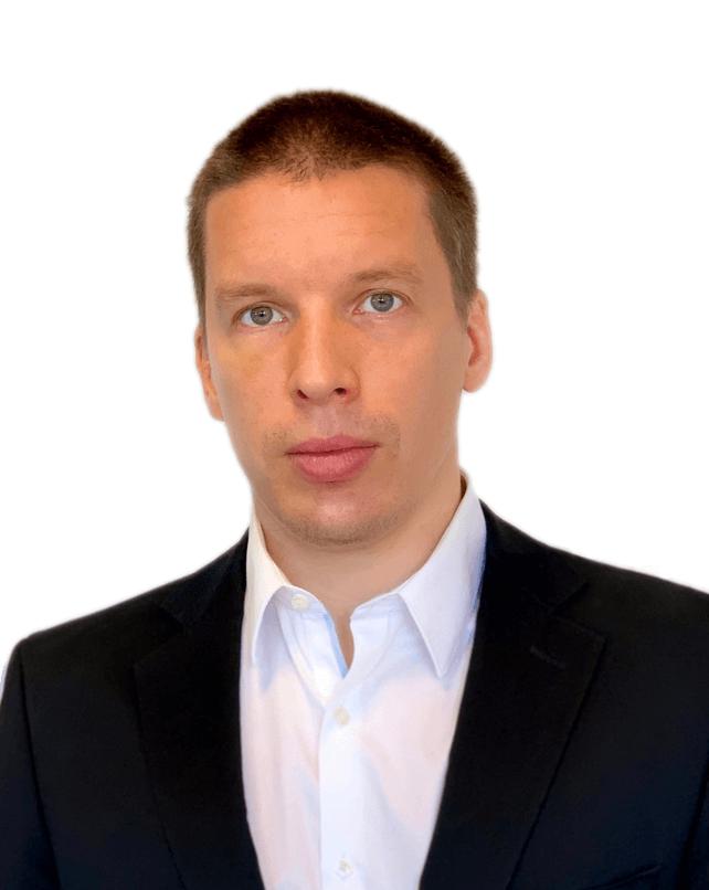 Portrait of Markku Paaso